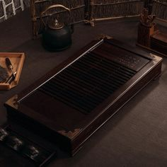 macassar ebony tea tray, displaying and serveing tea, tea tray handicraft, Chinese kung-fu tea set,chinese teaism practice..