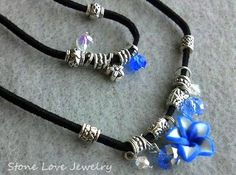 'DLB Wrap Spring Flower Bracelet' is going up for auction at  8am Wed, Mar 27 with a starting bid of $1.