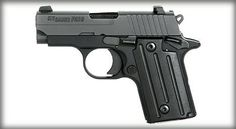 Sig Sauer P238 .380 6rd Black Anodized