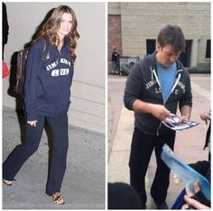 Jimmy sweatshirts never looked so cool.