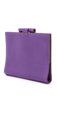 Purple Hermes - What Goes Around Comes Around - Vintage Hermes Agenda - SHOPBOP