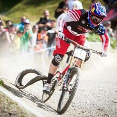 Only true champions find a way to win. http://WhatIsTheBestMountainBike.com