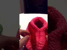 DIY Crochet — Les secrets de la pantoufle en PHENTEX! - YouTube