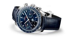 Relojes OMEGA: Speedmaster Moonphase Co-Axial Master Chronometer Chronograph