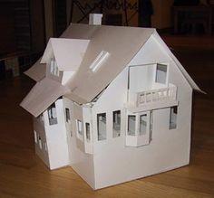 Gauge g miniature kitchen cabinet model kit furniture set for Make your own house 3d
