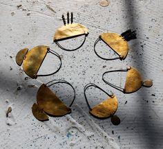 Annika Kaplan Jewelry /// hoops F/W 2012