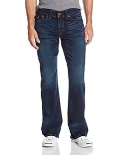 572f99778405 Amazon.com  True Religion Men s Billy Bootcut Jean In Midnight Pass   Clothing