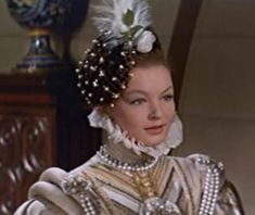 A classic French-language film about a century princess, with fabulous costumes and a few zippers. Renaissance Fashion, Period Costumes, 16th Century, Films, Victorian, Clothing, Vintage Outfits, Movies, Outfits