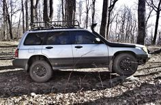 Lifted, Rally Prepped, or Just Plain Dirty Subarus?? Mud Pit & Gravel Stage Inside!! - Page 166 - NASIOC