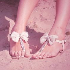 Love shoes with bows..❤❤
