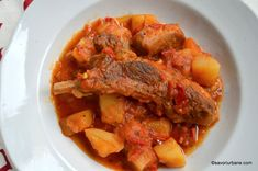 Romanian Food, Pasta, Ratatouille, Pot Roast, Pork, Chicken, Cooking, Ethnic Recipes, Sweet
