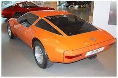 Opel, Styling-Studie Geneve, aus jeder Perspektive sehr gelungen