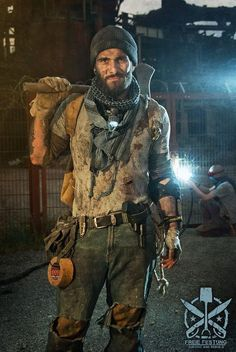 Image result for post apocalyptic costume