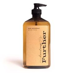Further hand soap will not only leave your hands feeling squeaky clean, but will freshen your conscience and inspire your soul. Our natural soap is derived from