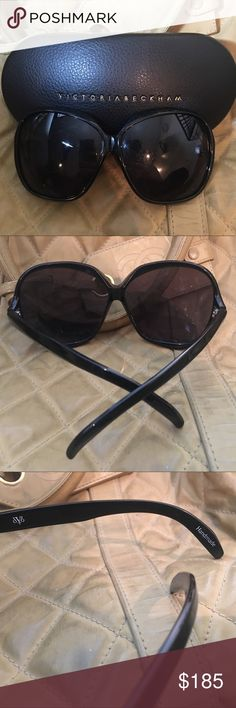 Iconic Victoria Beckham Sunglasses I absolutely LOVE these, but  unfortunately, they hurt behind my c3afbf9616