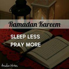 Ramadan Greetings, Ramadan Mubarak, Islam Quran, Islamic Quotes, Quotations, Pray, Writing, Dresses, Vestidos