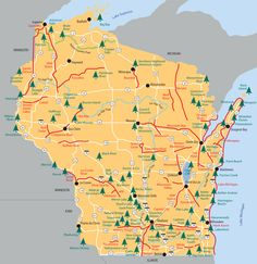 Wisconsin State Park System Find a park, forest, recreation area or trail...Koeler Andre state park