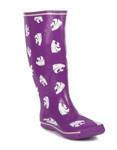 Kansas State University - http://www.myfanshoes.com/collections/colleges#
