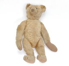 antique long nose Steiff Teddy Bear 36cm/14.17inch