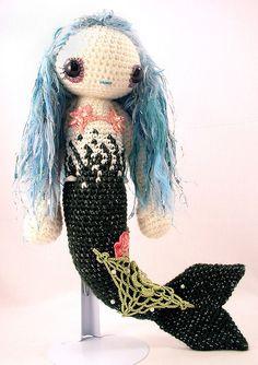 Oldie but a goodie! Mermaid by Elisabeth Doherty