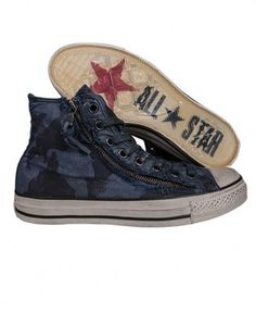 33f81ae31fe1 Converse By John Varvatos - Chuck Taylor Double Zip Hi -  120
