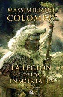 La legión de los inmortales, de Massimiliano Colombo
