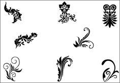 General Vector GraphicsSilhouette Clip Art