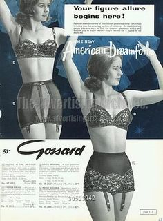 love those panty garter combo thingamabobbles. such efficient use of limited space on a delectable torso. Classic Lingerie, Retro Lingerie, Luxury Lingerie, Lingerie Models, Vintage Girdle, Vintage Underwear, Fredericks Of Hollywood Lingerie, Retro Fashion, Vintage Fashion