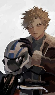 Boku No Hero Academia《One Shots》 - Bakugou Katsuki. Boku No Hero Academia, My Hero Academia Manga, My Hero Academia Episodes, My Hero Academia Memes, Hero Academia Characters, Hot Anime Boy, Cute Anime Guys, Cute Gay, Comic Anime
