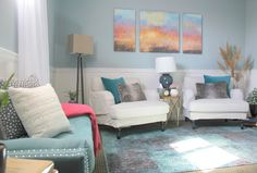 STYLE by MIMI G: Designing a Therapy Office