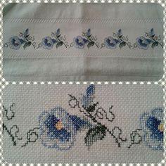 Cross stitch needles, cross stitch embroidery, cross stitch pillow, just . Cross Stitch Pillow, Just Cross Stitch, Cross Stitch Needles, Cross Stitch Borders, Cross Stitch Flowers, Cross Stitch Designs, Cross Stitching, Cross Stitch Embroidery, Embroidery Patterns