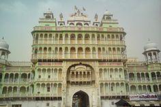 श्री राणी सती दादी:  श्री राणी सती दादी मंदिर झुंझुनू राजस्थान