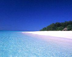 Zanzibar, Tanzania. Perfect spot for relaxation after climbing Mt. Kilimanjaro! #Pinterest Pin-a-way