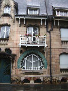 Style Art Nouveau par alcero