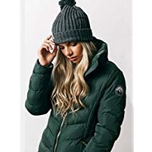 a1f22996b15 Tokyo Laundry Womens Long Puffer Quilted Padded Winter Coat 3J9721.