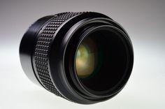 NIKON AF MICRO NIKKOR 105mm f/2.8D Excellent #Nikon