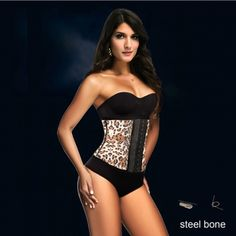 Presale Brown Leopard Latex ‪#‎Corset‬ Order online now! http://www.feelingirldress.com/Presale-Brown-Leopard-Latex-Corset-p6572.html