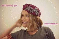 Turbantes + joya: apuesta segura http://lamatte.es/