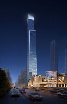Nanning China Resources Center Tower