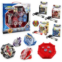 Buy Beyblade Burst Set With Launcher and Arena Metal Fight Battle Fusion Classic Toys With Original Box For Kid Christmas Gift Beyblade Burst, Christmas Gifts For Kids, Kids Boxing, Classic Toys, 7th Birthday, Action Figures, Lego, Spinning Top, Ben 10