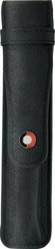 Sheaffer Leather Collection Black Single Pen Pouch