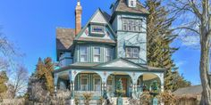 Dated back to 1892, this Queen Anne is, of course, chock full of period details.