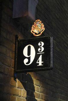 Warner Bros. Studio Tour London - The Making of Harry Potter - Platform 9 3/4  mypoppet.com.au