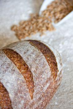 Dinkelvollkornbrot (doppelte Menge für 1 Brot)