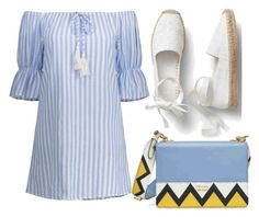 """""""style#4Summer♡"""" by juliauggs ❤ liked on Polyvore featuring Prada"""