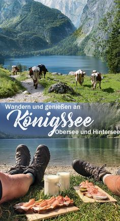 Road trip 2018 - Part III - Unforgettable: Königsee, Obersee and Fischunkelalm - recipe for hearty Obazda - Trips - Culinary Travel - Kulinarische Reisen - Hiking and enjoying at Königssee, Obersee and Hintersee – Roadtrip Bayern Best Picture For trav - Road Trip Packing List, Road Trip Essentials, Road Trip Hacks, Arizona Road Trip, Road Trip Usa, Voyage Canada, Perfect Road Trip, Voyage Europe, Us National Parks
