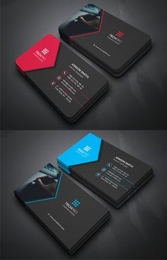 Another Best roundup of corporate business cards with professional and well-organized available in Photoshop PSD files. There are several hundred of business Make Business Cards, Beauty Business Cards, Business Cards Layout, Elegant Business Cards, Business Card Logo, Business Card Design, Game Design, Visiting Card Design, Bussiness Card