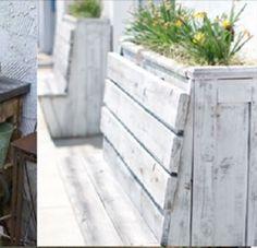 Möchtest Du Deinen Garten Etwas Verschönern? Vielleicht Sind Diese 15 Paletten Garten-Ideen Wohl Etwas Für Dich!