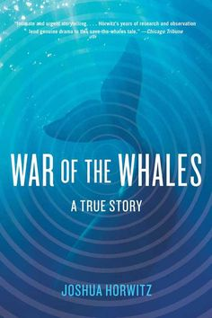 """7 yrs research went into this book by Joshua Horwitz. True story of marine biologist Ken Balcomb who found mass stranding of many species of whales in Bahamas. Joel Reynolds environmental attoryney confronted US Navy & made a case against them. >> """"Since the Bahamas banned dolphin capture in 1995, a black market pipeline had emerged from both the Solomon Islands & Taiji, Japan."""" Pg 22."""