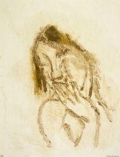 Female Artists, Illustration, Male Sketch, Painter